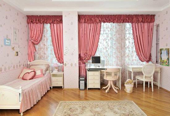 Best Kids Room Curtains For Girls