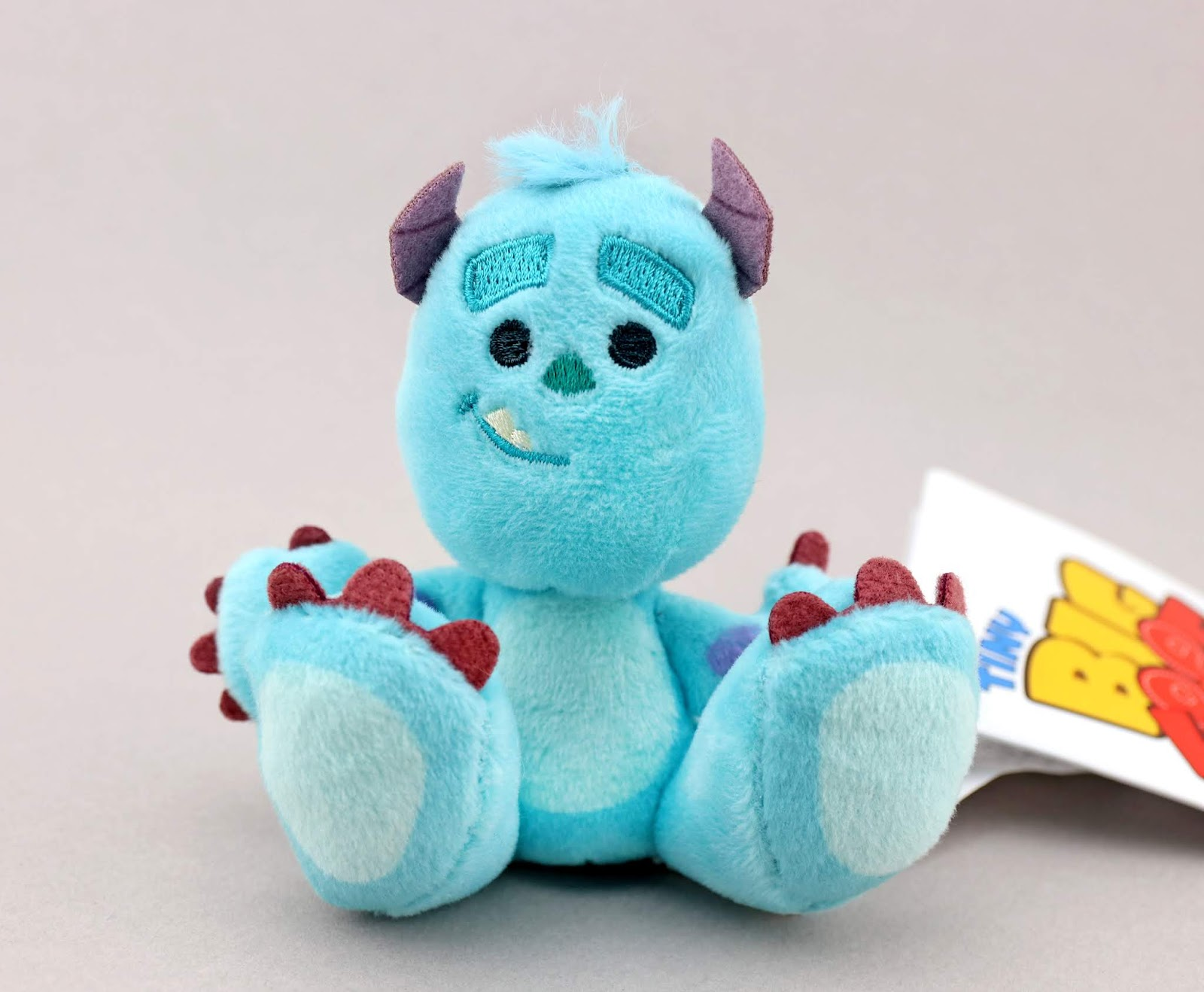 sulley tiny big feet plush