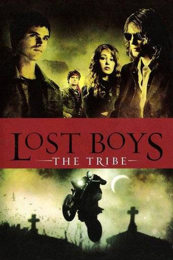 Lost Boys: The Tribe (2008) tainies online oipeirates