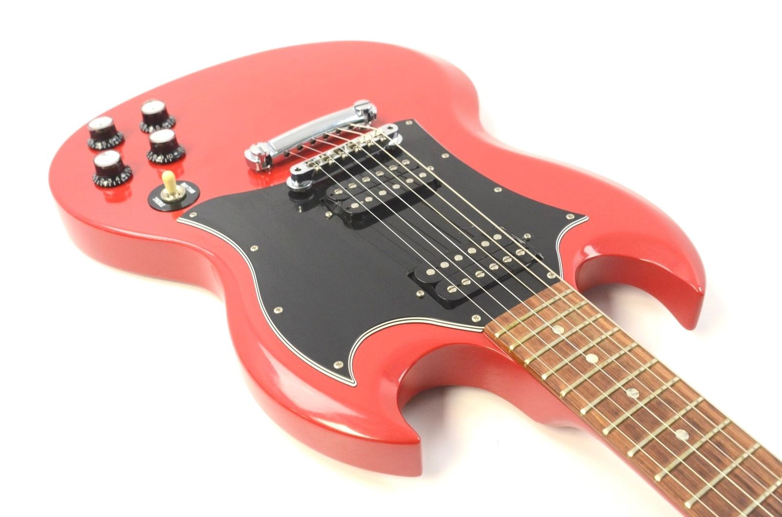 Rex and the Bass: 1996 Gibson SG Special Electric Guitar Review