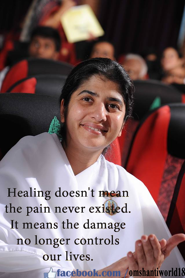 Healing quotes of shivani