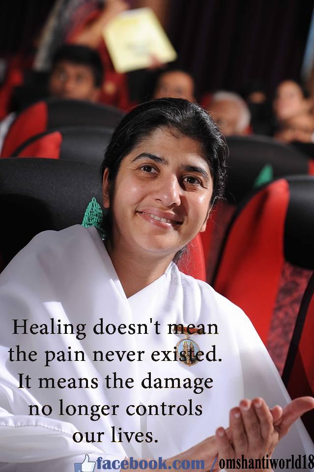 Healing quotes of shivani