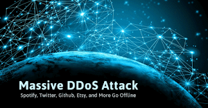 Major DDoS attack on Dyn DNS knocks Spotify, Twitter, Github & Others
