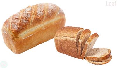 Loaf, loaf bread, loaf food
