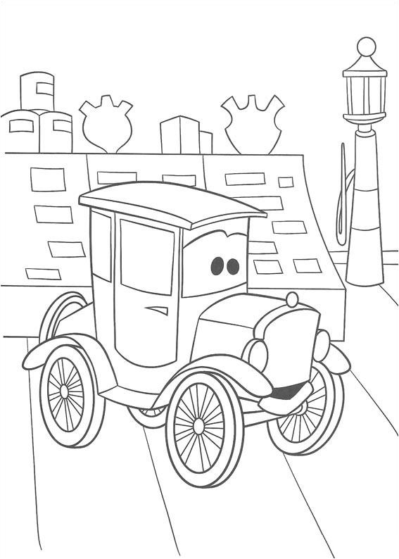 Disney cars coloring pages free ~ Disney Cars Coloring Pages Printable - Best Gift Ideas Blog