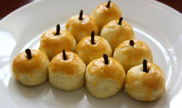 Cara Membuat Kue Nastar yang Enak Tanpa oven!bagaimana yaa?