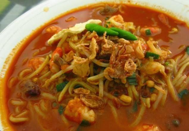 Kota Bandung terkenal sebagai kota pasar Kuliner Bandung ada Mie Acehnya