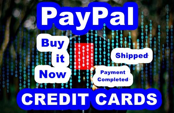 Bersama Belajar Carding: Mengenal Carding Paypal, Credit Card, Website Shopping Online