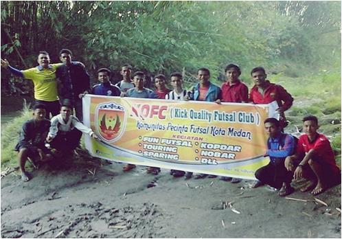 KQfc Medan Futsal