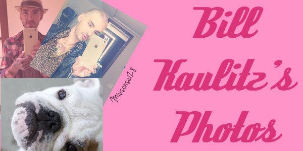 Bill Kaulitz's Photos