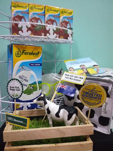 Fernleaf Dibuat Dengan 100% Susu Dari New Zealand