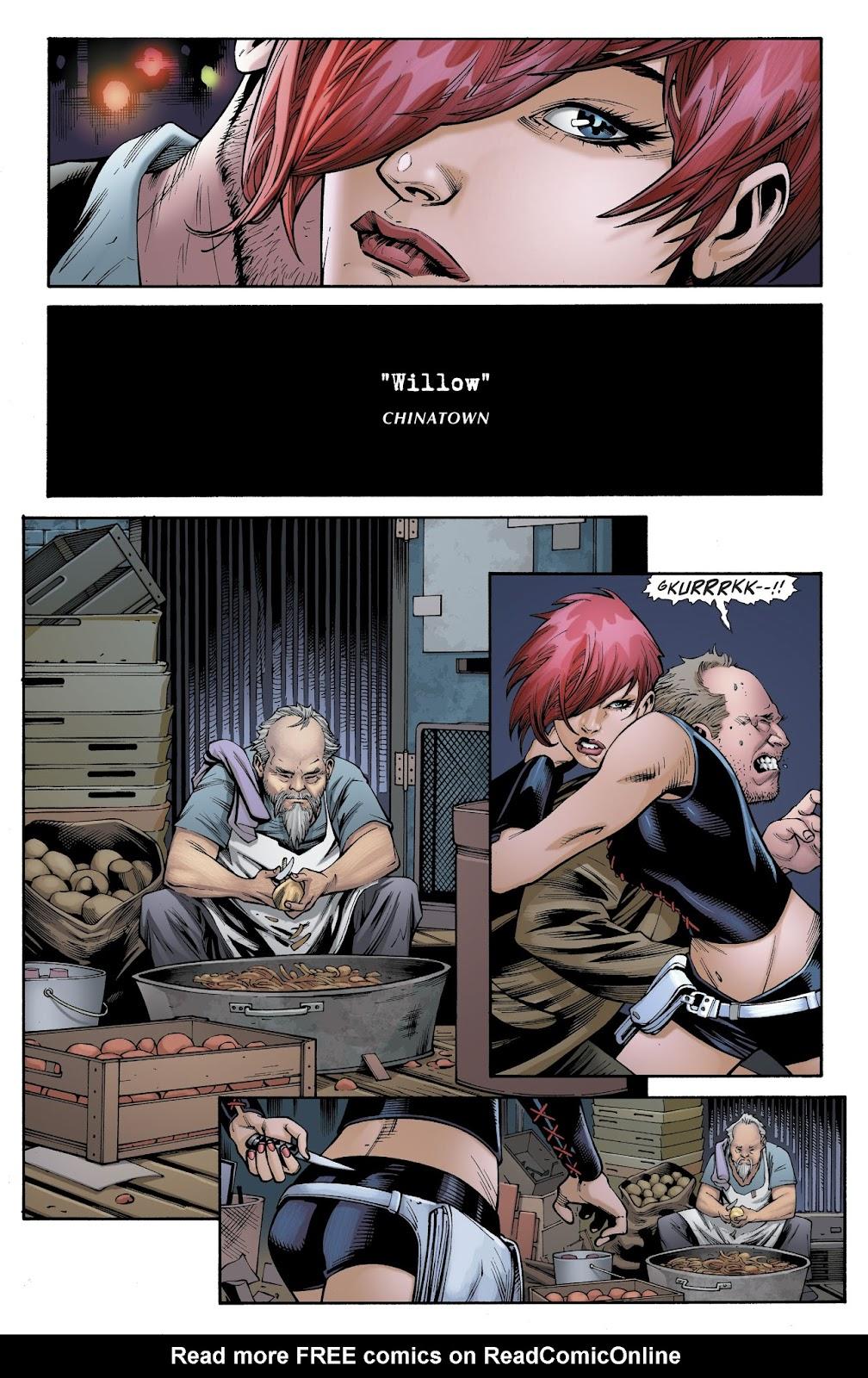 Read online Deathstroke (2016) comic -  Issue #21 - 5