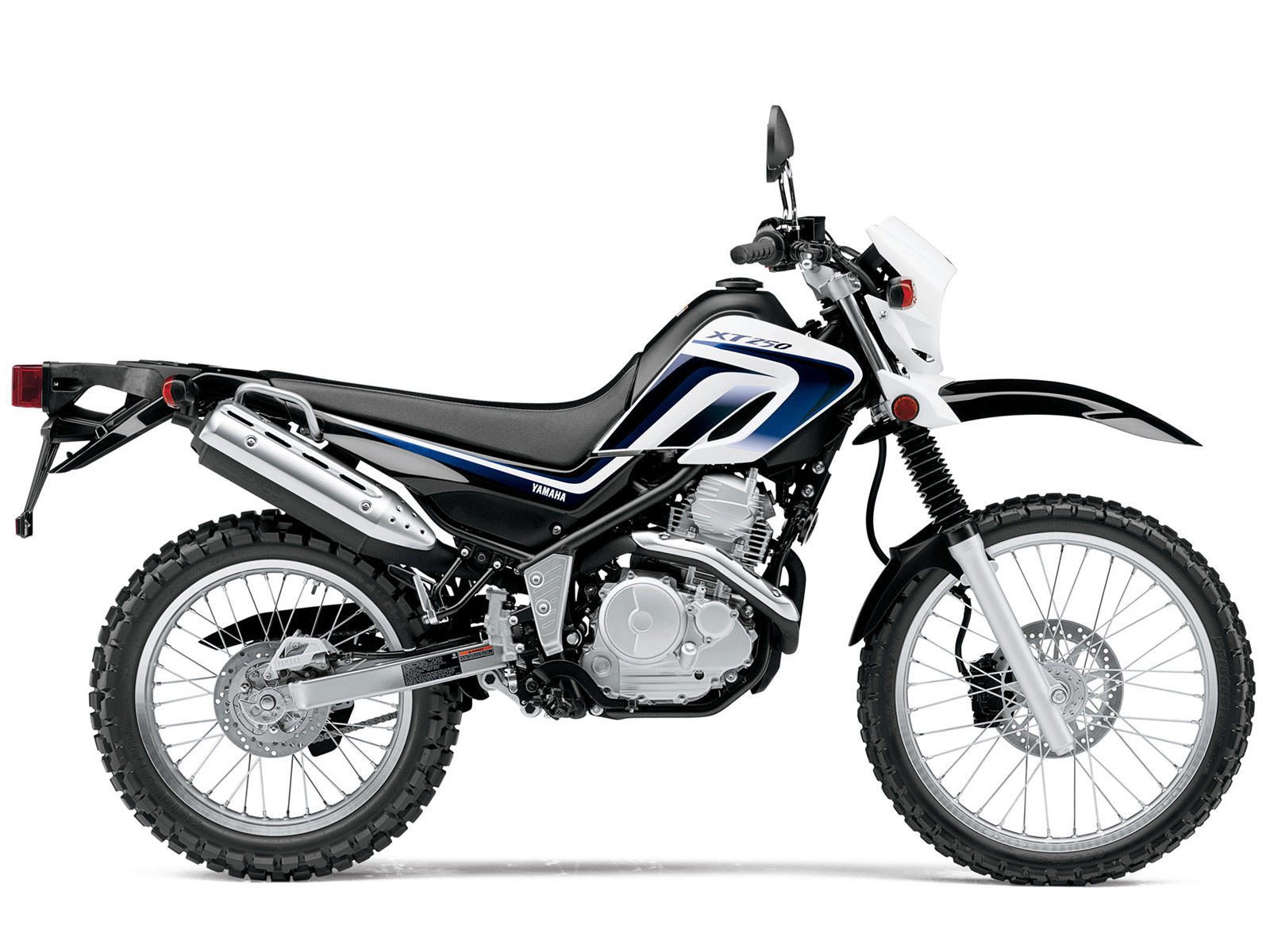 Yamaha Xt250 Review Photos Specifications Insurance