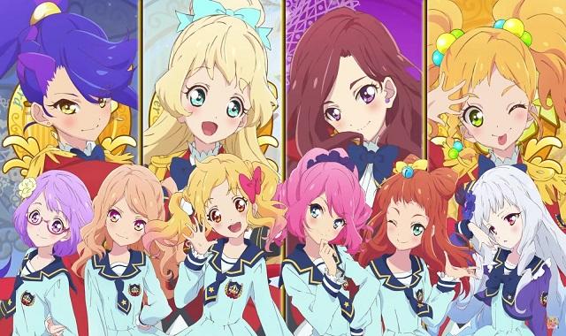 Aikatsu Stars Batch Episode 01