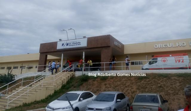 Hospital Regional de Santana do Ipanema suspende temporariamente realização de tomografias de origem eletivas e emergenciais