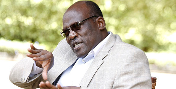 Johnston Muthama quits Wiper Party