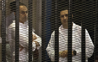 Alaa Mubarak After arresting him : the truth will emerge one day