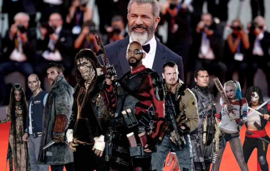 """Mel Gibson confirma negociações para dirigir """"Esquadrão Suicida 2"""""""