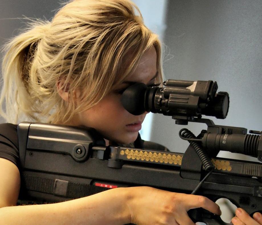 hot girls with squirt gun