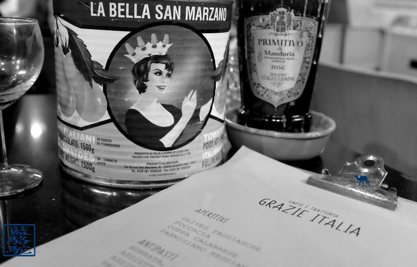 Le Chameau Bleu - Déco de Grazie Italia