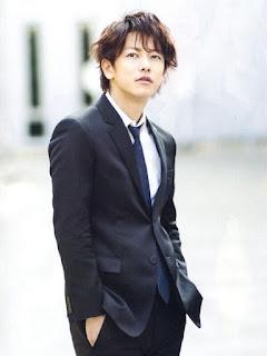 Biodata lengkap Takeru Satoh