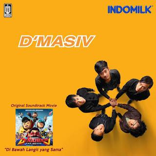 D'Masiv - Melodi MP3