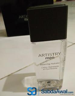 Review Produk Skin Care Artistry Men