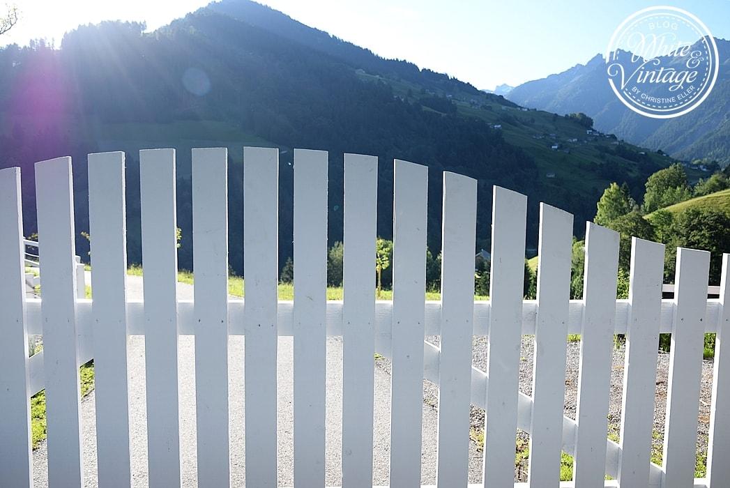 Hoftor / Gartentor aus Holz selber bauen.
