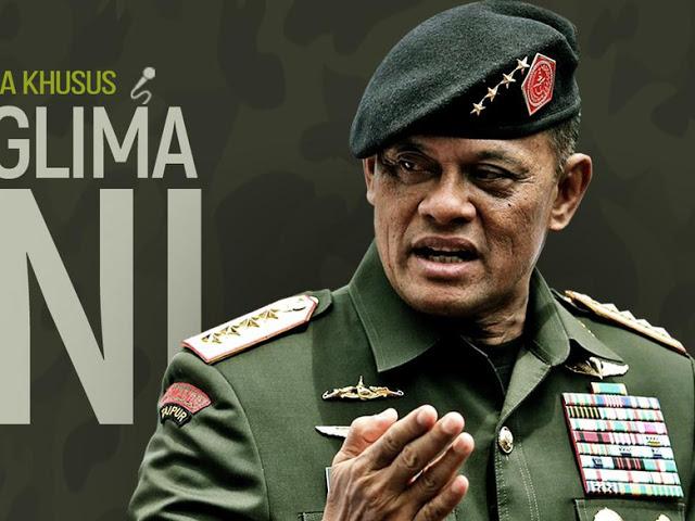 Panglima TNI Bicara Operasi Penumpasan KKB