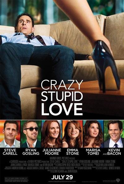 Loco y Estupido Amor [Crazy Stupid Love] 2011 DVDRip [Español Latino] Descargar