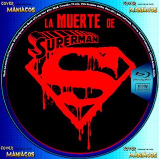 GALLETALA MUERTE DE SUPERMAN - THE DEATH OF SUPERMAN - 2018