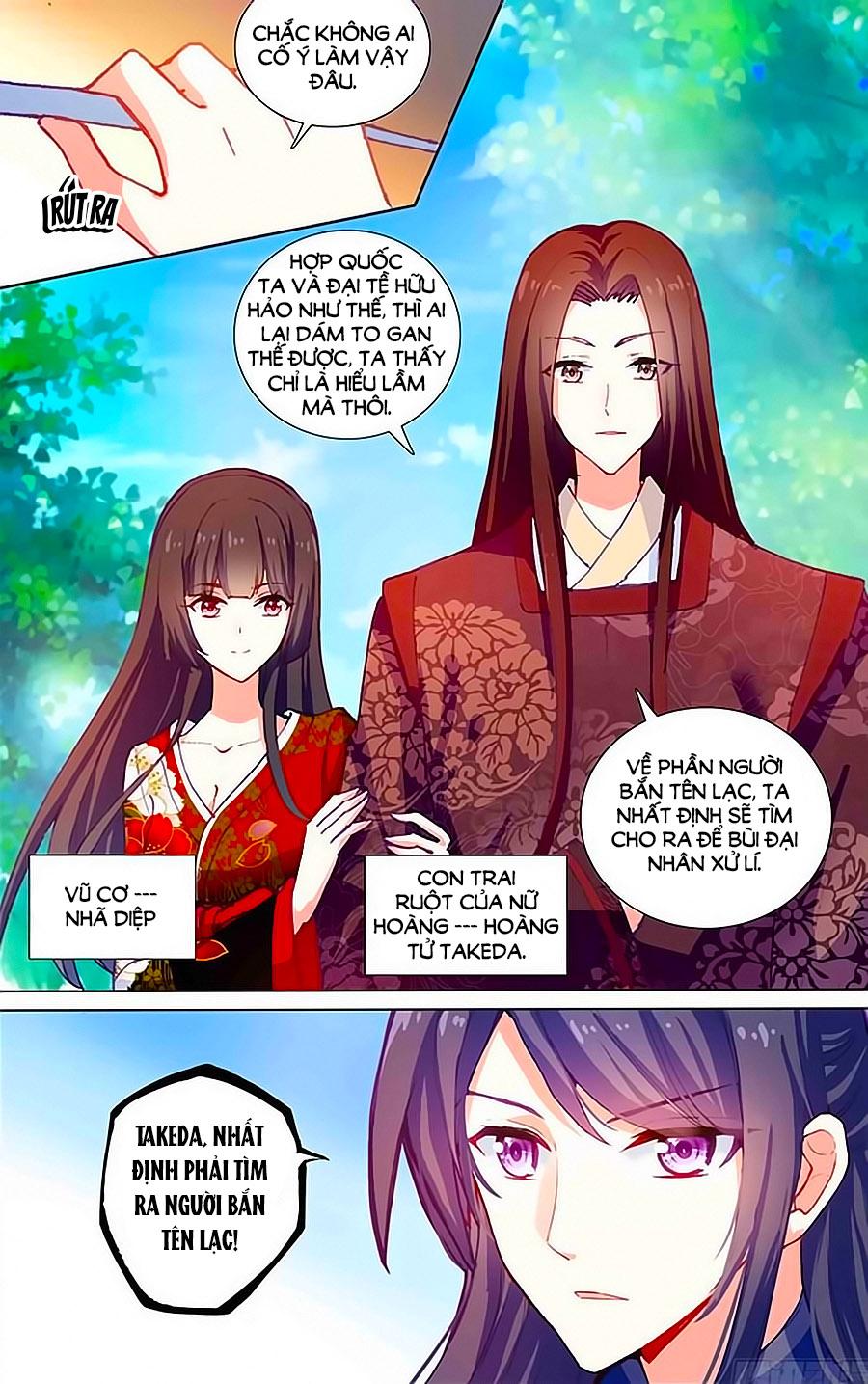 Lưu Niên Chuyển - Chap 21.2