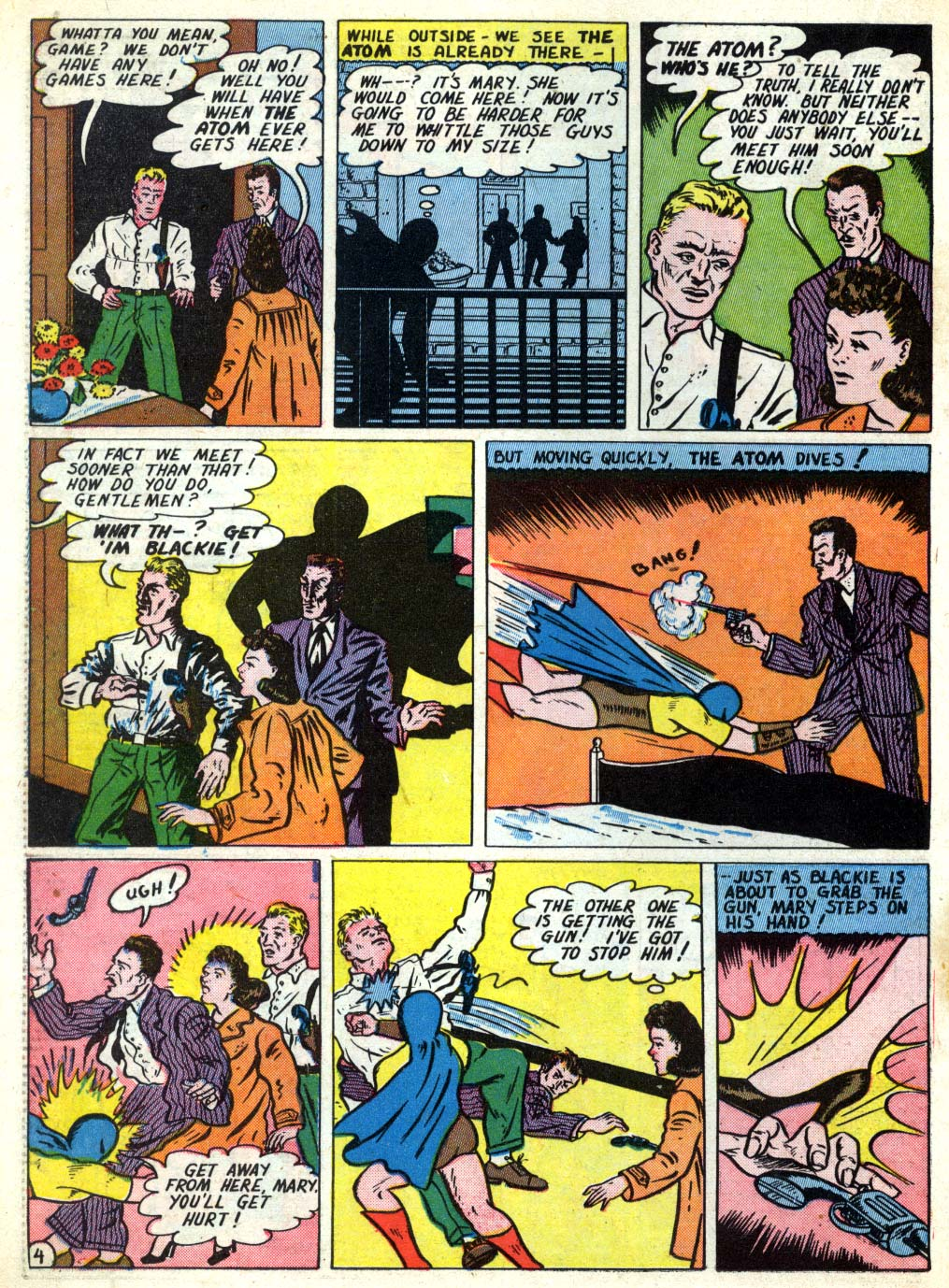 Read online All-American Comics (1939) comic -  Issue #26 - 32