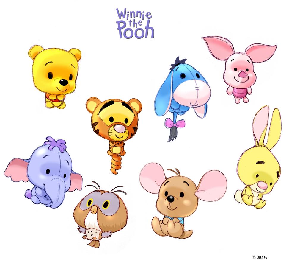 Wallpaper Winnie The Pooh: Andrea Freccero: Winnie The Pooh