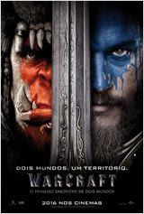 Baixar Filme Warcraft - O Primeiro Encontro de Dois Mundos Dublado Torrent
