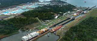 Panama Canal celebrates 102nd anniversary