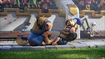 Comercial Clash Royale - Animação Príncipe