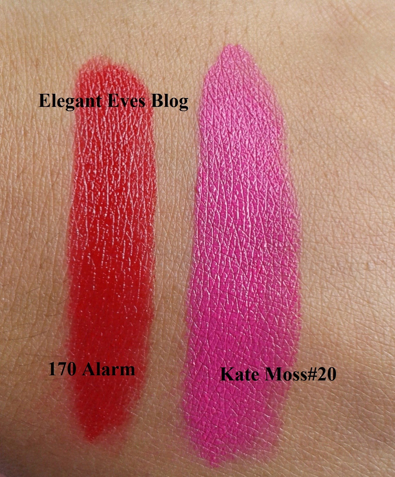 Rimmel London Lasting Finish Lipstick #170 Alarm & Kate Moss#20