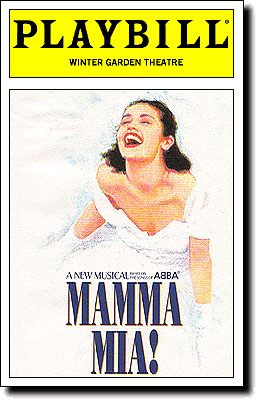 Gil S Broadway Amp Movie Blog Broadway Birthday Mamma Mia