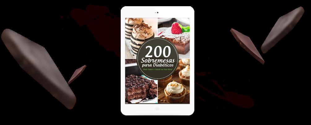 Novidades_Online Pra Você: 200 Receitas para Diabéticos