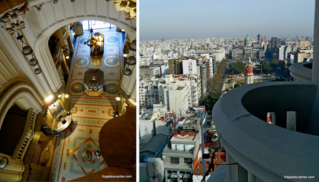 Palácio Barolo, Buenos Aires