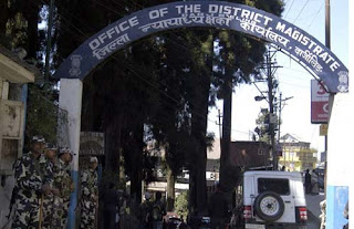 Darjeeling district magistrate office