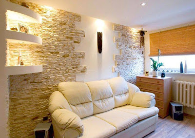 decorative stone wall design home interior wall decoration ideas 2019