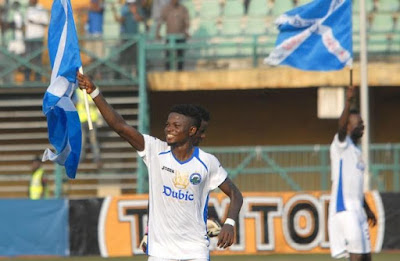 Enyimba Fc win Nigerian league a record 7th time!