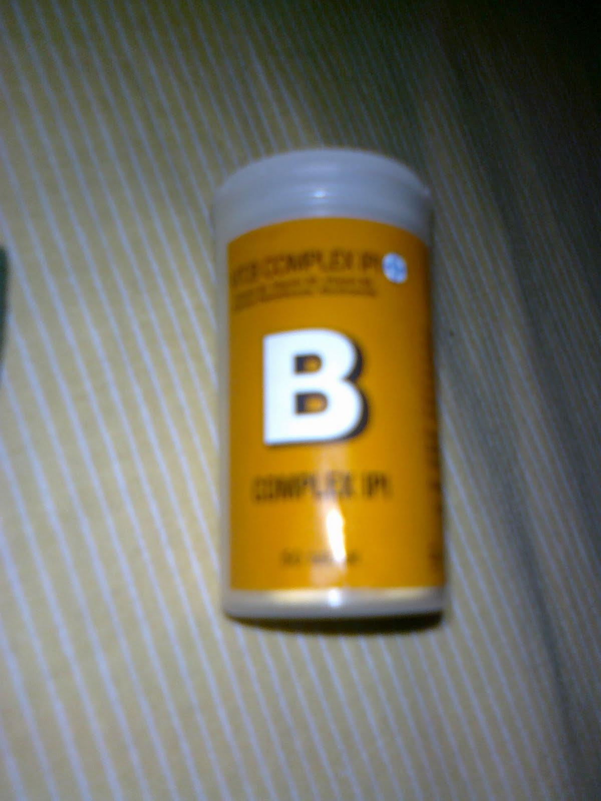 Manfaat Vitamin B Kompleks Bagi Kesehatan Tubuh