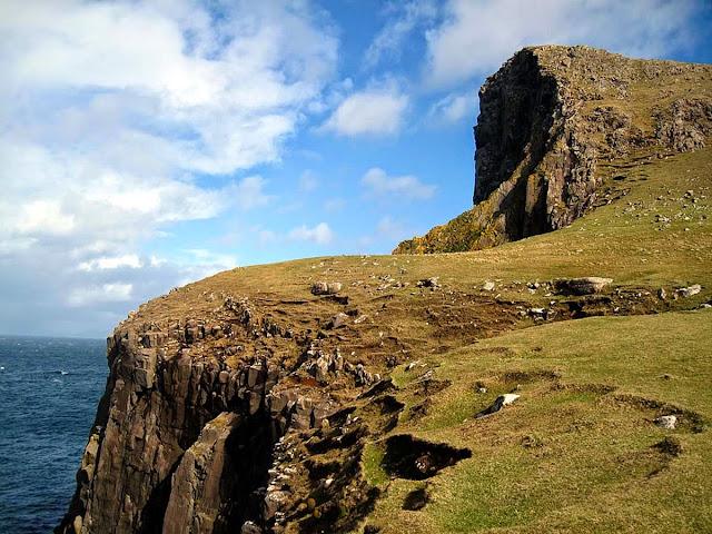 Neist Point, ilha Skye, Escócia