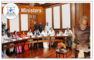 New List of New Cabinet Ministers 2016 – GK Updates
