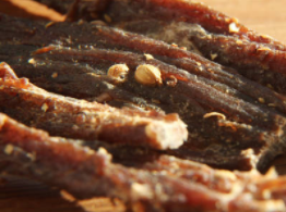 how to make venison jerky