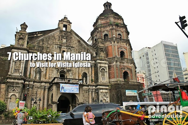 Churches in Manila to Visit for Visita Iglesia