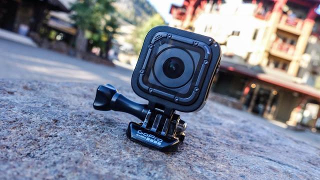 5 Fitur Terbaik Yang Dimiliki GoPro Hero 5 Session